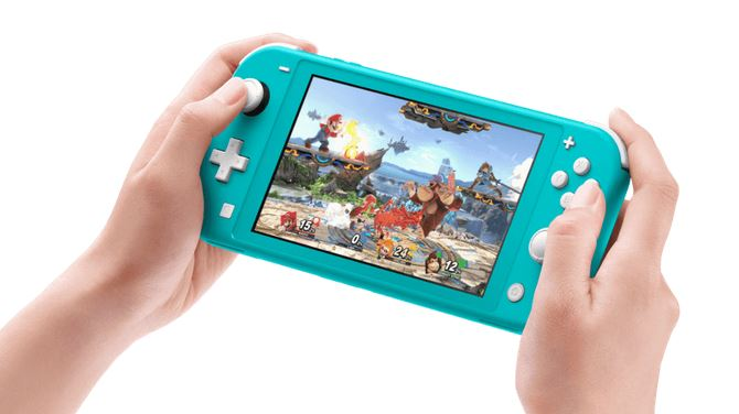 Nintendo SWITCH Lite - Bateria