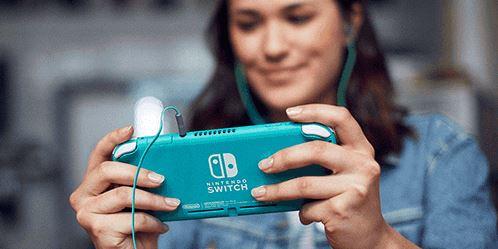 Nintendo SWITCH Lite - Dla kogo