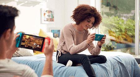 Nintendo SWITCH Lite - Graj online