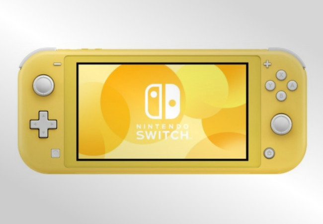 Nintendo SWITCH Lite - Front