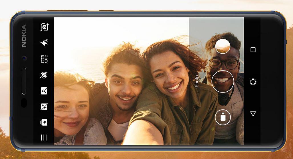 Nokia 6.1 Dual SIM - Aparat