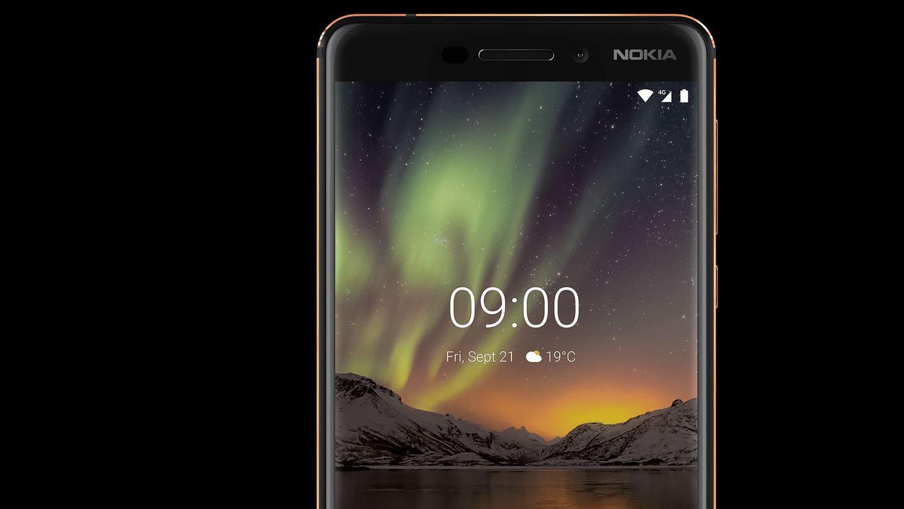 Nokia 6.1 Dual SIM - Wyświetlacz