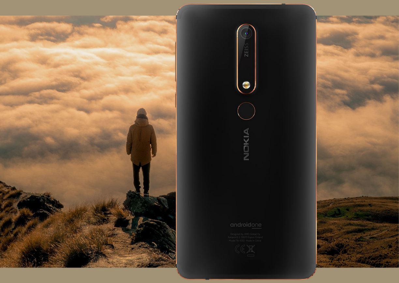Nokia 6.1 Dual SIM - Filmy