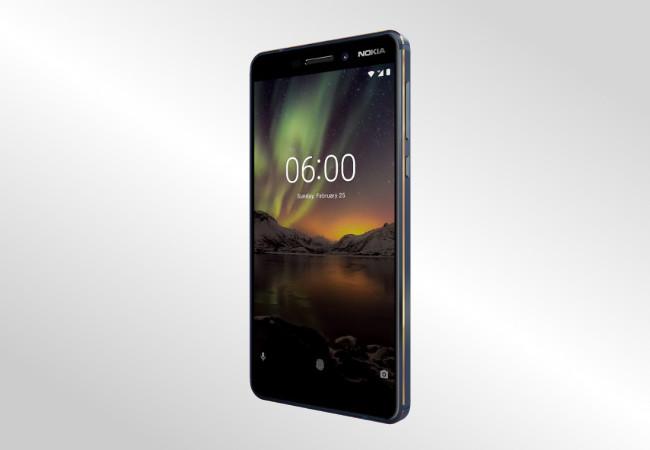 Nokia 6.1 Dual SIM - Front