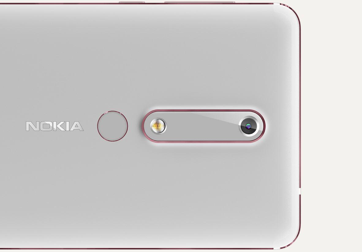 Nokia 6.1 Dual SIM - Wykonanie