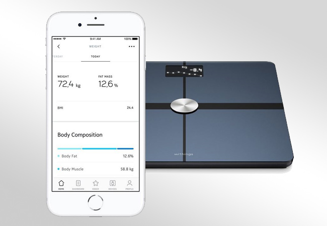 Nokia Body+ - Pomiary