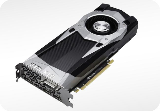 Karta graficzna NVIDIA GeForce GTX 1060