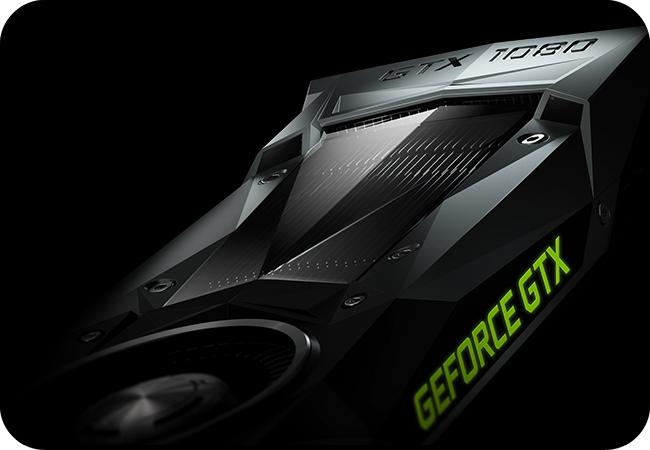 NVIDIA GeForce GTX 1080 oparta na architekturze Pascal