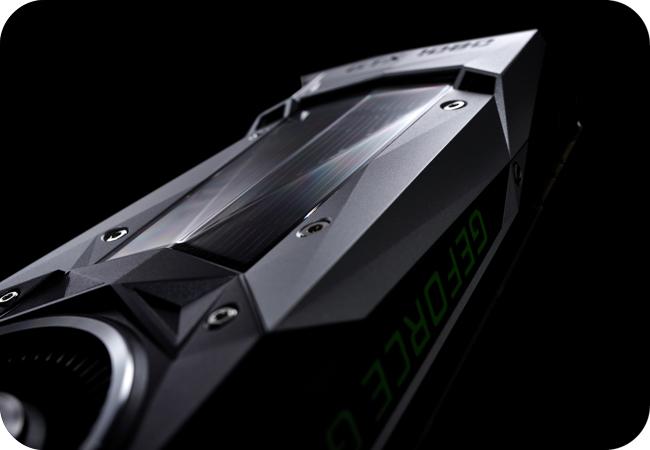 NVIDIA GeForce GTX 1080 - wysoka wydajność