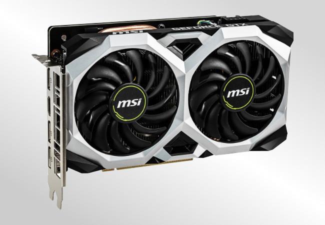 NVIDIA GeForce 1660 - przykładowy wygląd