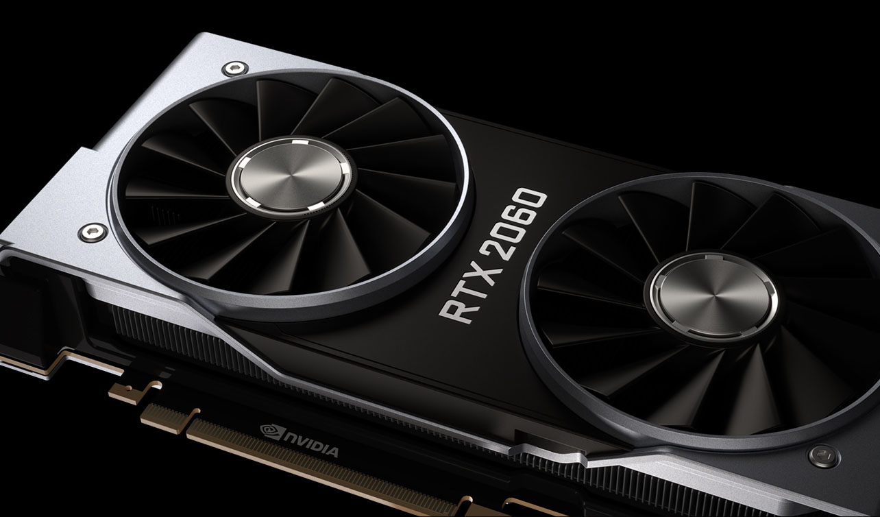 NVIDIA GeForce RTX 2060 - chłodzenie