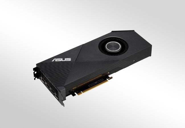 NVIDIA GeForce RTX 2060 - przykładowa karta