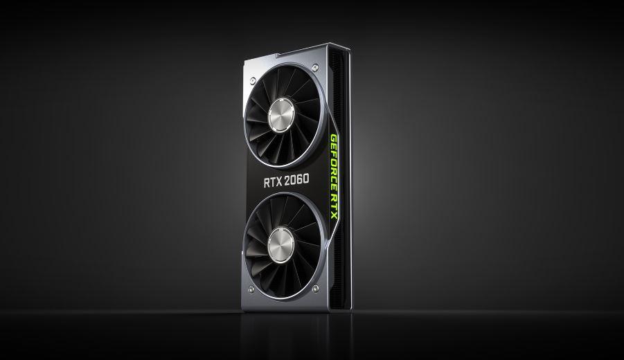 Karta NVIDIA GeForce RTX 2060
