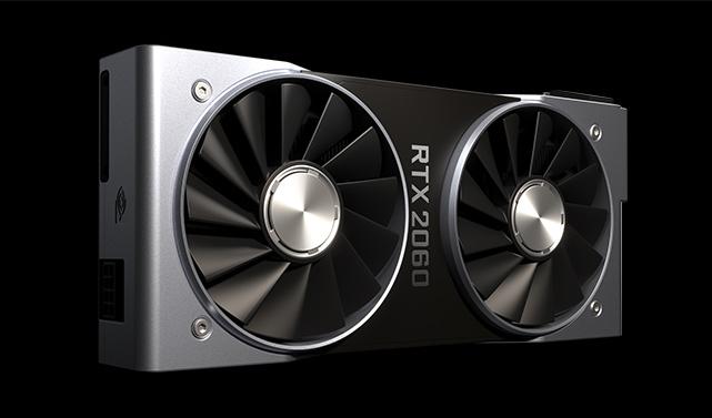 NVIDIA GeForce RTX 2060 - zasilanie