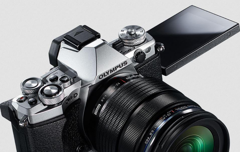 Olympus E-M5 Mark II - Jakość