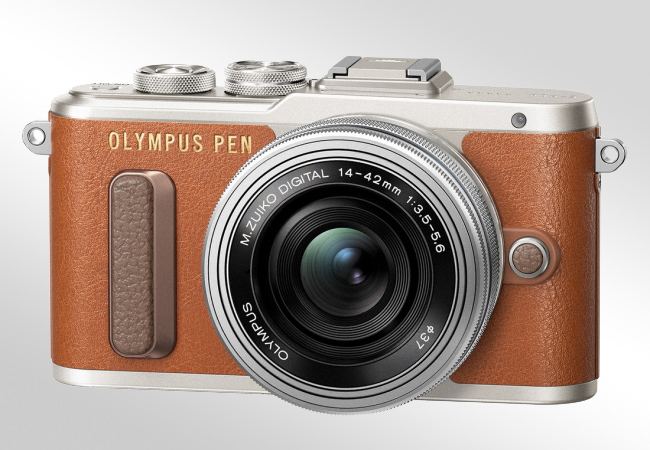 Olympus E-PL8 Pancake Kit 14-42EZ - Obudowa