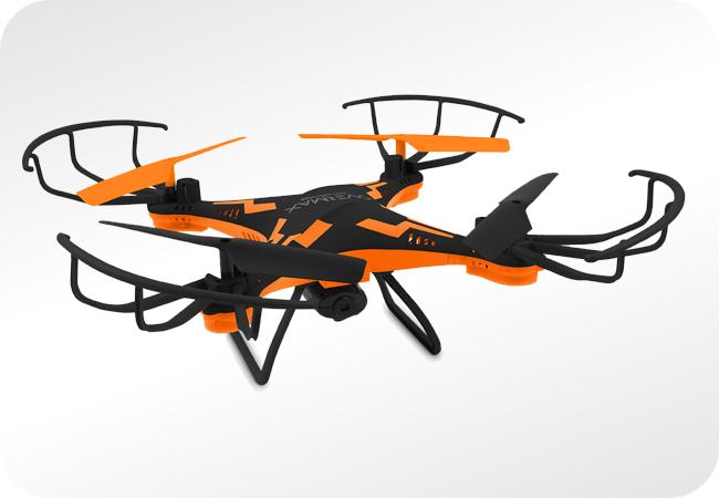Overmax X-Bee Drone 3.1 Plus WiFi - jeden z wariantów