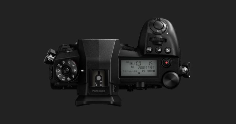 Panasonic LUMIX DC-G9 - Obsługa