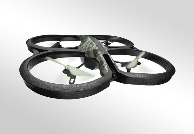 Parrot A.R Drone 2.0 - wygląd