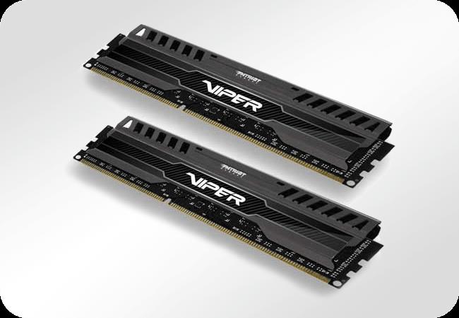 Patriot Viper 3 DDR3 - Stabilność i wysokie osiągi