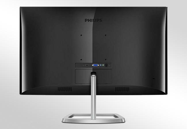 Philips E9 series - Złącza