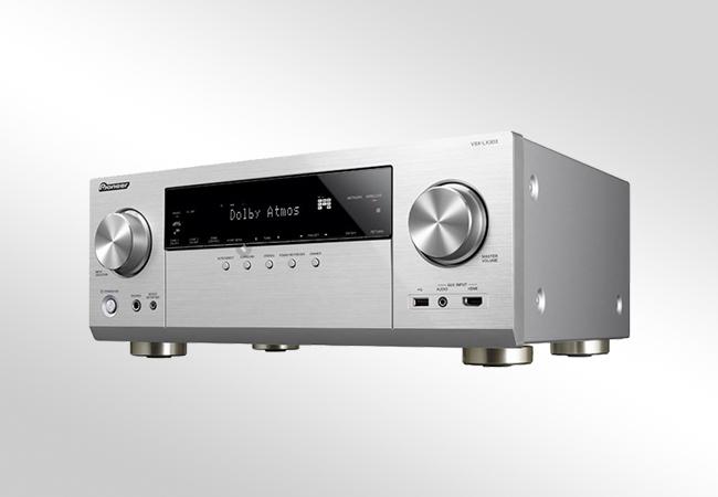 Pioneer VSX-LX303 - wygląd