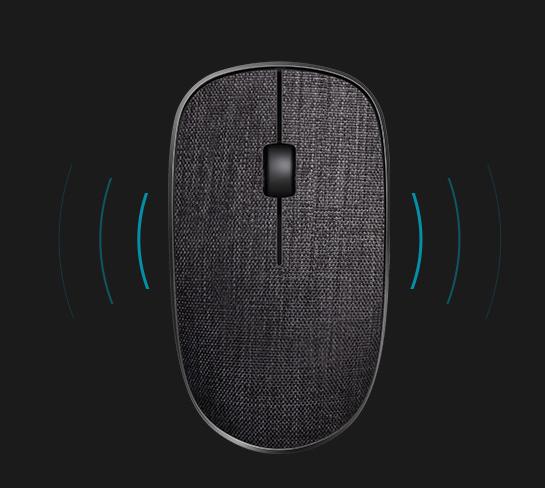 Rapoo 3510 Plus - Komunikacja bezprzewodowa