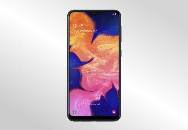 Samsung Galaxy A10 32GB Dual SIM (A105) - Front