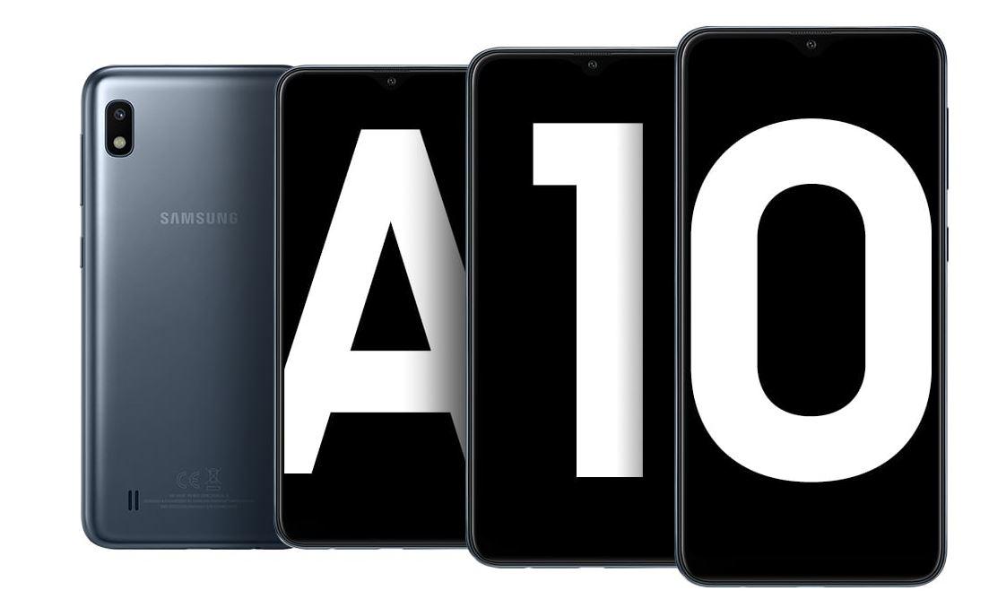 Samsung Galaxy A10 32GB Dual SIM (A105) - Obudowa