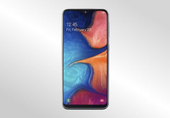 Samsung Galaxy A20e 32GB Dual SIM (A202) - Front