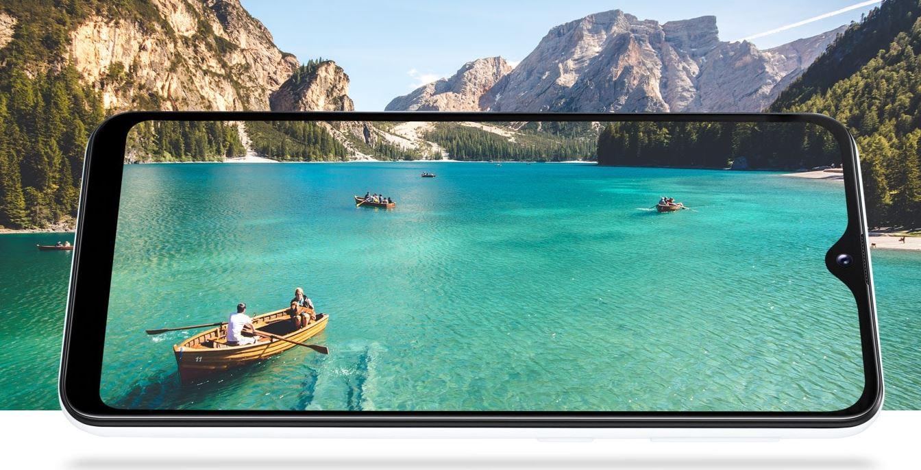 Samsung Galaxy A20e 32GB Dual SIM (A202) - Wyświetlacz