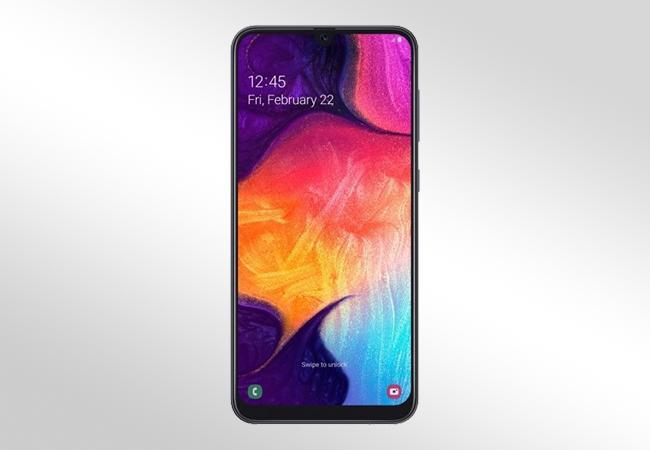 Samsung Galaxy A50 128GB Dual SIM - Front