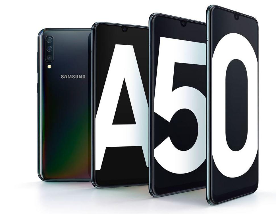 Samsung Galaxy A50 128GB Dual SIM - Działanie