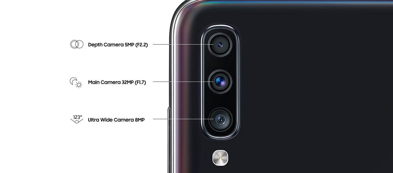 Samsung Galaxy A70 128GB Dual SIM (A705) - Aparaty