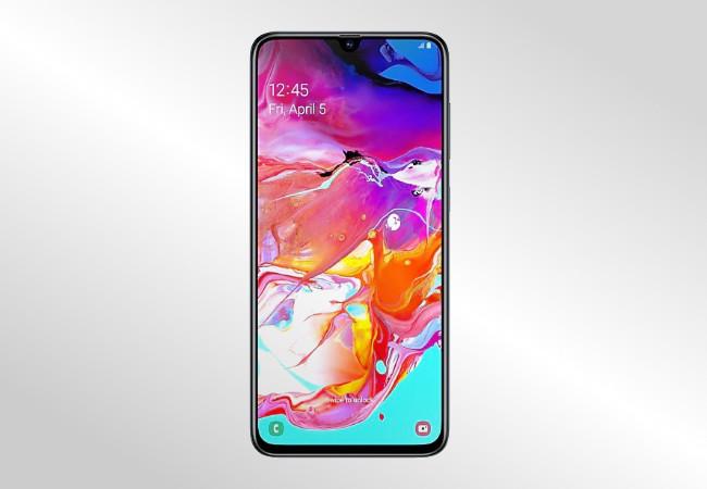 Samsung Galaxy A70 128GB Dual SIM (A705) - Front