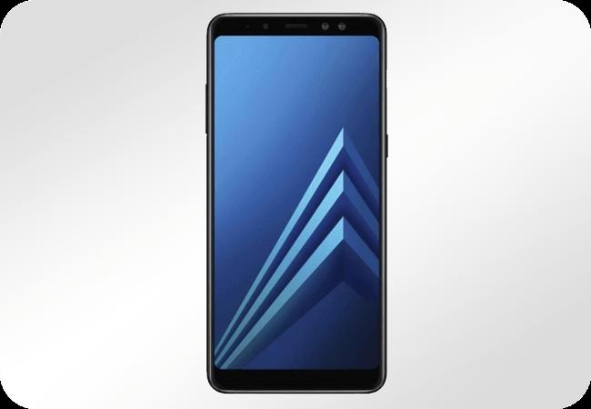 Samsung Galaxy A8 2018 (A530F) - Front