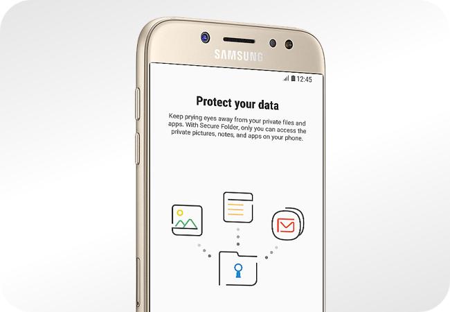 Samsung Galaxy J3 2017 Dual SIM (J330F)
