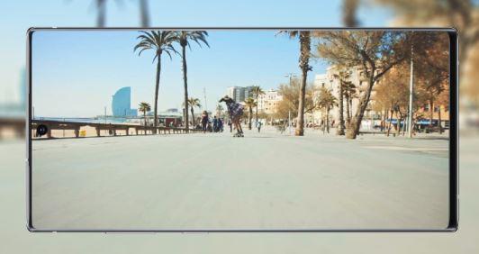 Samsung Galaxy Note 10 - zaawansowane aparaty