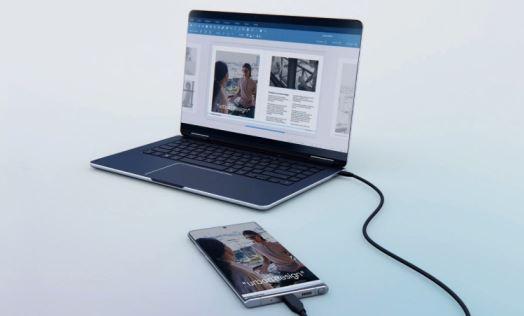 Samsung Galaxy Note 10 - praca w trybie DEX