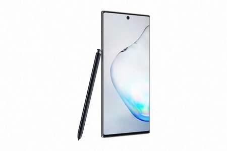 Samsung Galaxy Note 10 - wygląd