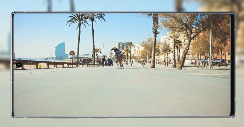 Samsung Galaxy Note 10+ - Aparat