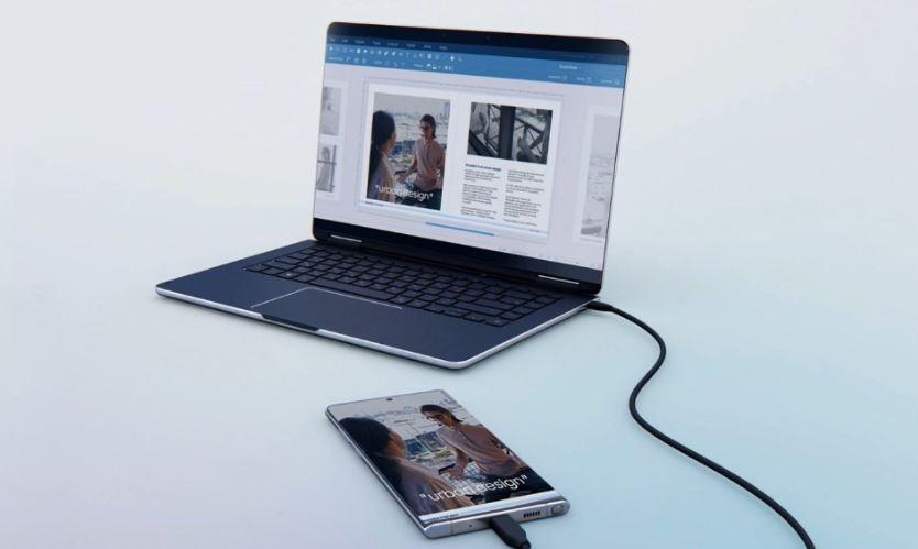 Samsung Galaxy Note 10+ - DeX