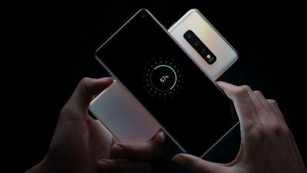 Samsung Galaxy S10 - Bateria