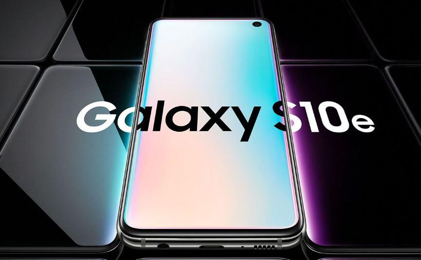 Samsung Galaxy S10e - ekran