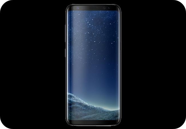 Samsung Galaxy S8+ - wygląd