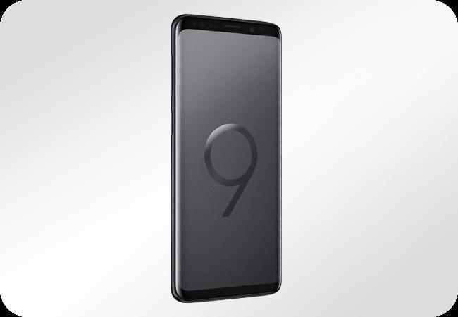 Samsung Galaxy S9+ (G965) - wygląd z przodu