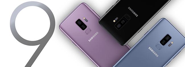 Samsung Galaxy S9+ (G965) - design