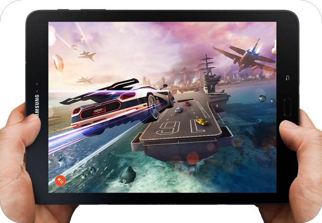 Samsung Galaxy Tab S3 - wysoka jakość grafiki