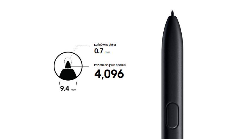 Rysik Samsung S Pen