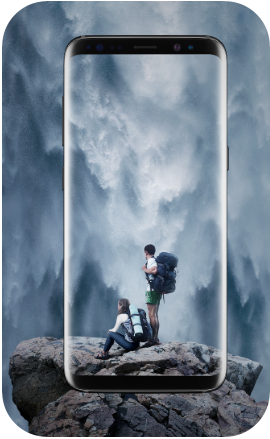 Samsung Galaxy S8 - odporny na wodę i pył